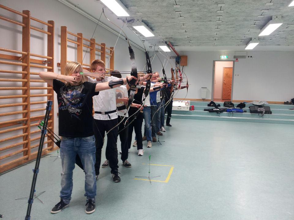 Senior Träning i Väsbyskolan